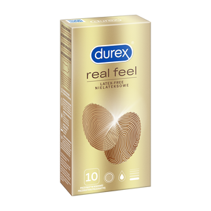 Durex Real Feel 10 szt.