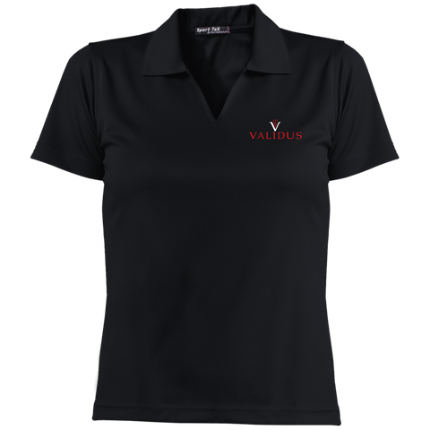 Validus Ladies Dry-Mesh Polo
