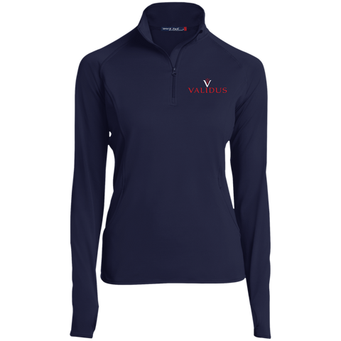 Validus Ladies 1/2 Zip Pullover