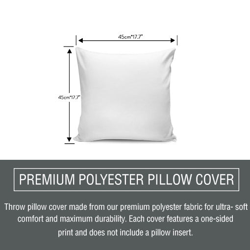 "Instructions for ""Magnificent"" Silky Horse Cushion Covers in White Background - Horse Deco Store"