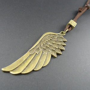 Halsband Angel wings vintage