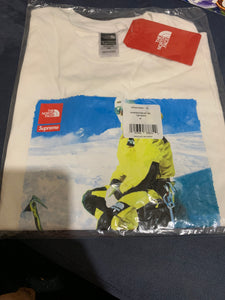 Supreme / North Face Tee