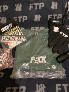 FTP / Undefeated Tee