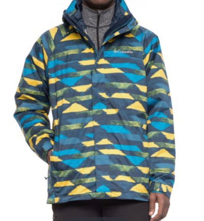 Columbi 3 in 1 Snow Jacket