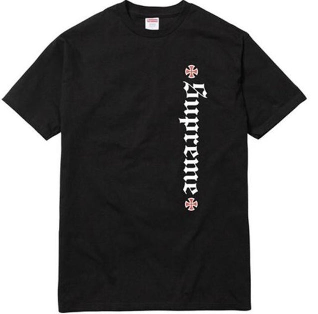 Supreme / Independent Old English Tee