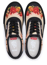 Load image into Gallery viewer, Supreme / Vans / Jean Paul Gaultier Floral Print Era Pro