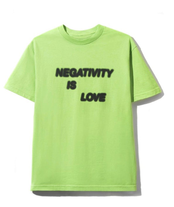 ASSC Negativity is Love Tee
