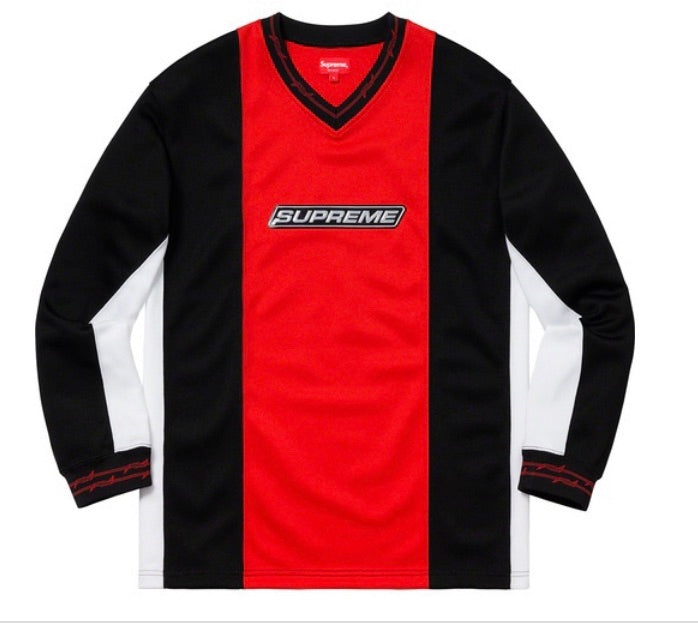 Supreme Barbed Wire Moto Jersey