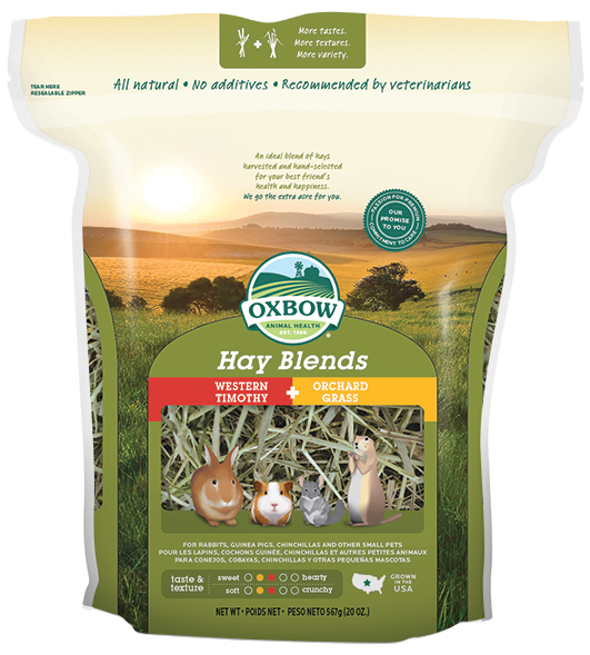 Oxbow Western Timothy & Orchard Grass Hay Blend