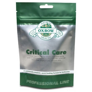Oxbow Critical Care Small Animals Anise Flavor Recovery Food