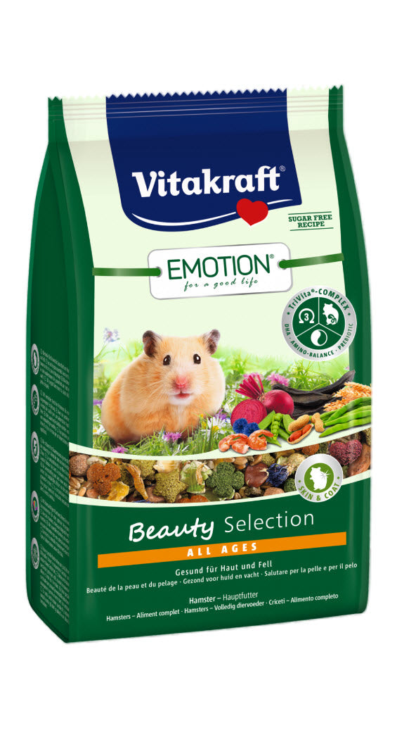 VitaKraft Emotion Beauty Selection Hamster Food