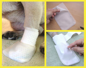PawFlex MediMitt Covers