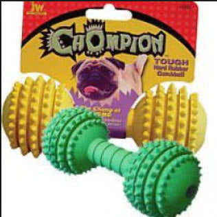 JW Chompion Dog Toy