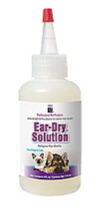 Professional Pet Products (PPP) Ear Dry Solution