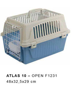 Ferplast Atlas Open Top Carriers for Pets