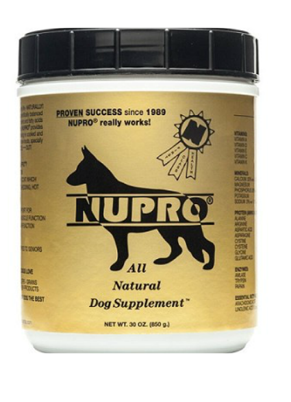 Nupro All Natural Dog Supplement