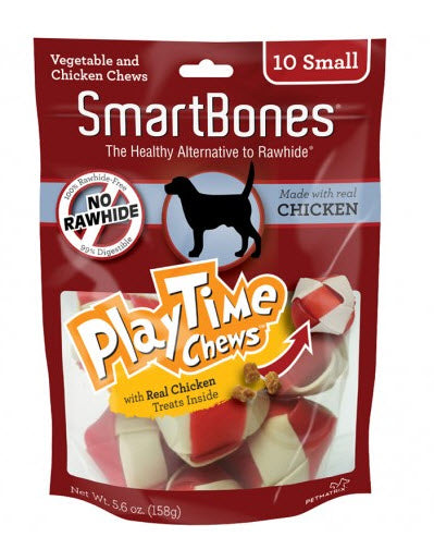 SmartBones PlayTime Chicken Chews Small Dog Chews