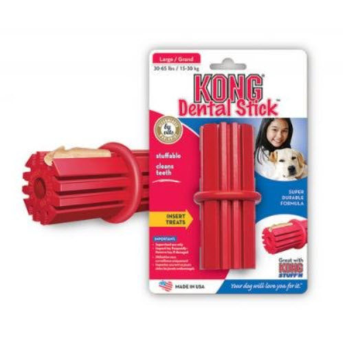 Kong Dental Stick Toys for Pets