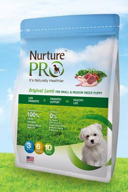 Nurture Pro Original Lamb for Small & Medium Puppy Dry Dog Food