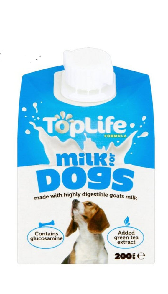 Pets Own Dogs Puppies Milk With Glucosamine