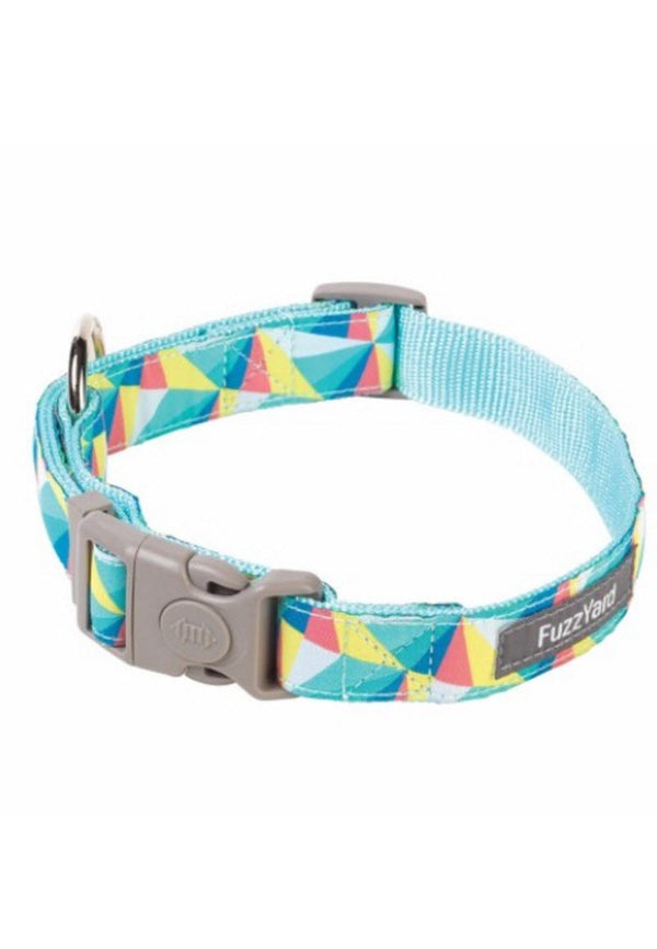 FuzzYard Collar (South Beach) for Dogs Pets