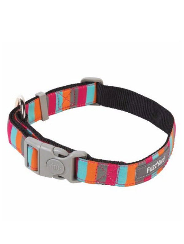 FuzzYard Collar (Coney Island) for Dogs Pets