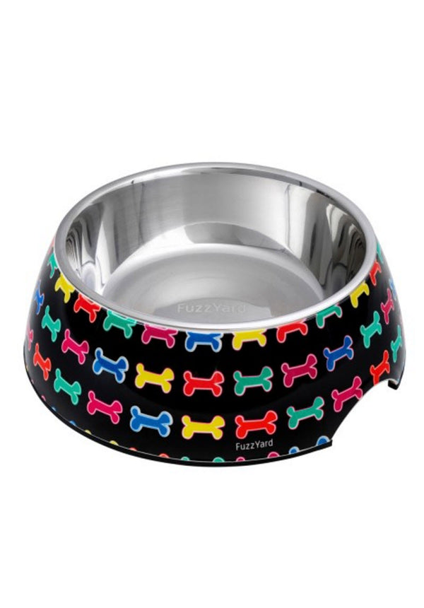 FuzzYard Easy (Jelly Bones) Feeder Pet Bowls