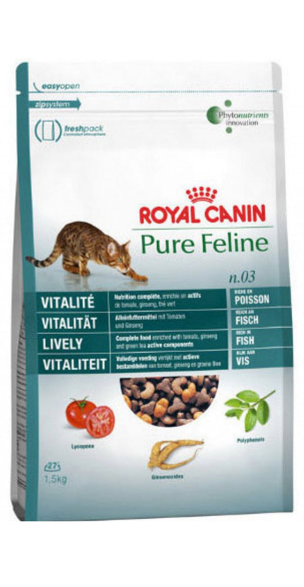 Lily Low's Shelter Royal Canin Vitality Cat Food Pack 2019