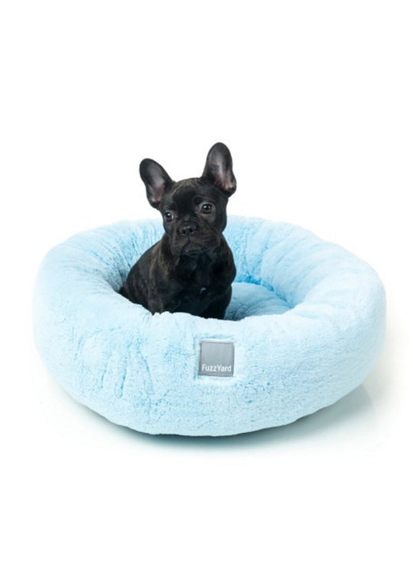 FuzzYard Eskimo (Blue) Dog Bed