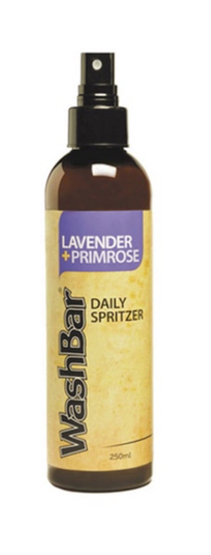 WashBar Lavender And Primrose 100% Natural Daily Spritzer