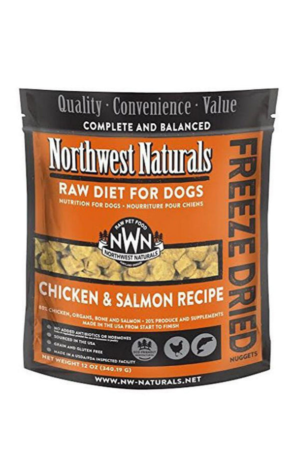 Northwest Freeze Dried Chicken And Salmon Dog Food (4 for $158.40 Bundle)