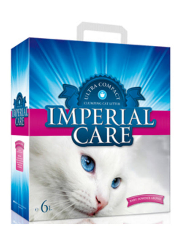 Imperial Care Baby Powder Aroma Cat Litter