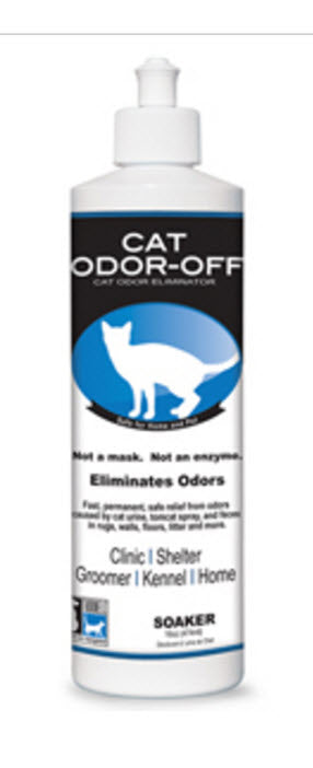 Thornell Cat Odor-Off Soaker Odor Eliminator