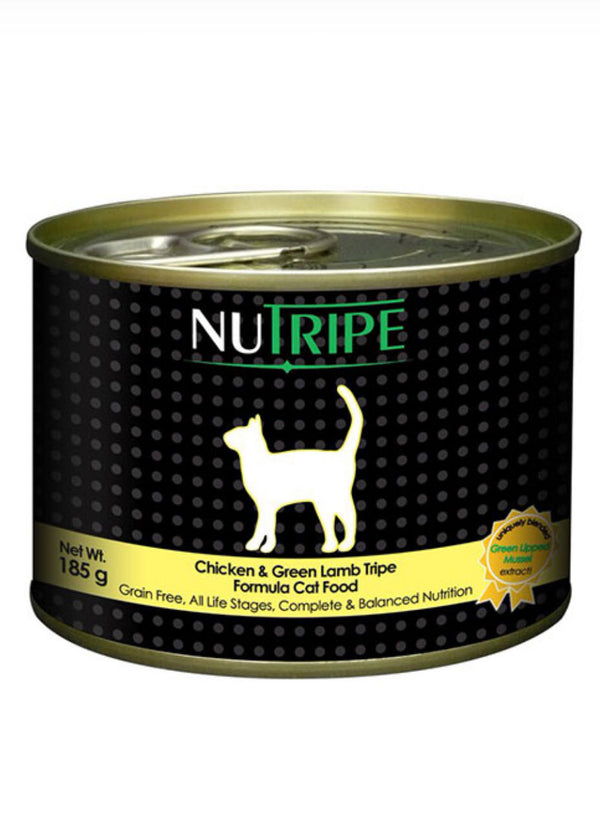 Nutripe Classic Chicken & Green Tripe Canned Cat Food