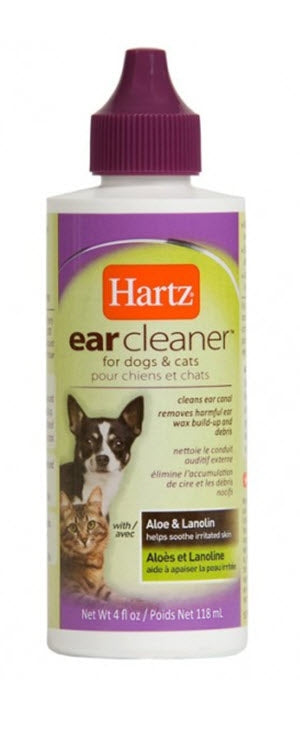 Hartz Ear Cleaner for Dogs Cats