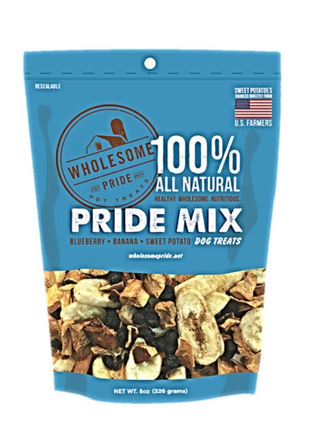 Wholesome Pride Pride Mix Dog Treats