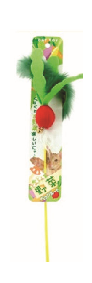 Petz Route Raddish Stick Cat Toys