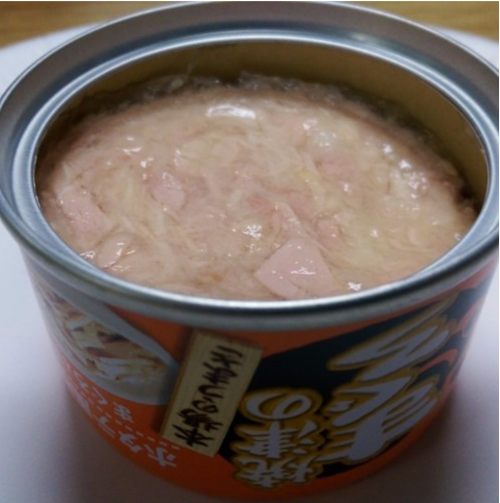 Aixia Yaizu No Maguro Tuna & Chicken with Scallop Cakes Canned Cat Food