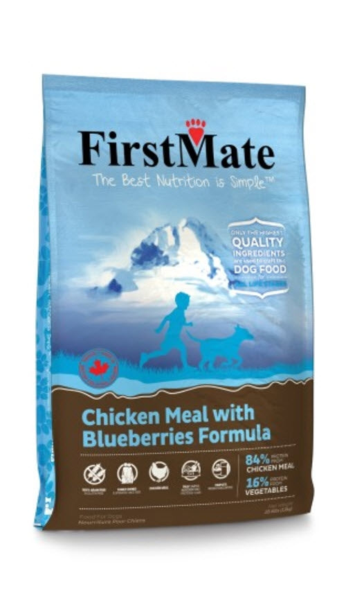 FirstMate Grain Free Pacific Ocean Fish Dry Dog Food