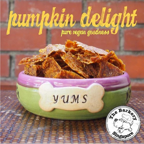 The Barkery Pumpkin Delight Treats
