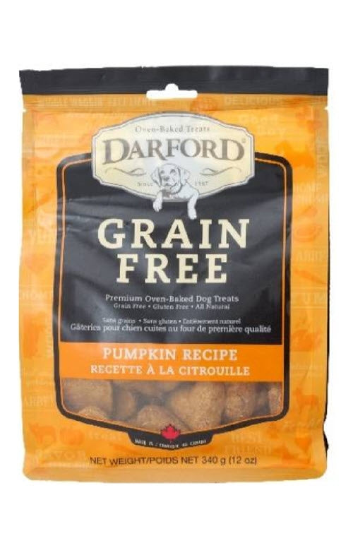 Darford Grain Free Pumpkin Minis Dog Treats