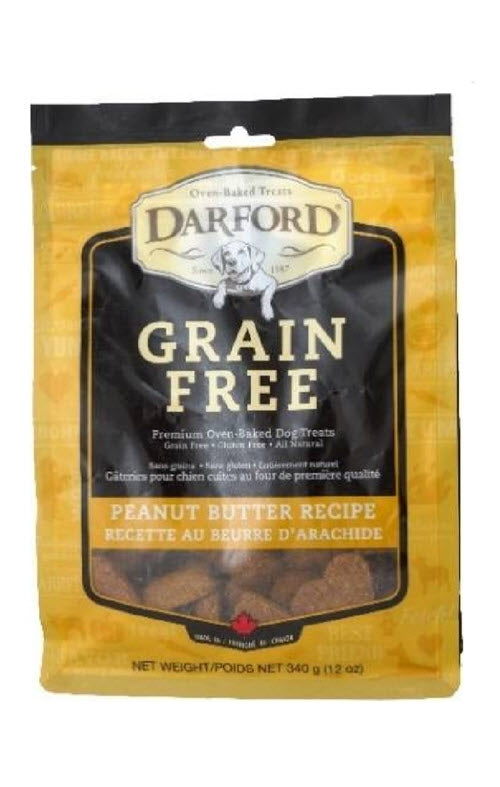 Darford Grain Free Peanut Butter Minis Dog Treats