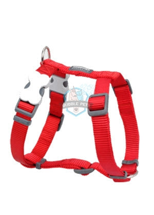 Red Dingo Classic Harness in Red