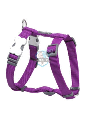 Red Dingo Classic Harness in Purple for Dogs