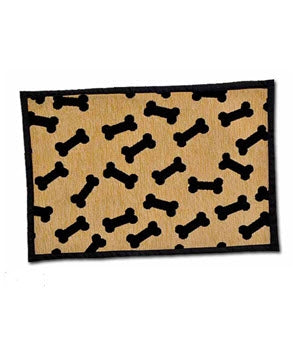 Loving Pets Bone Fashion Dog Mats