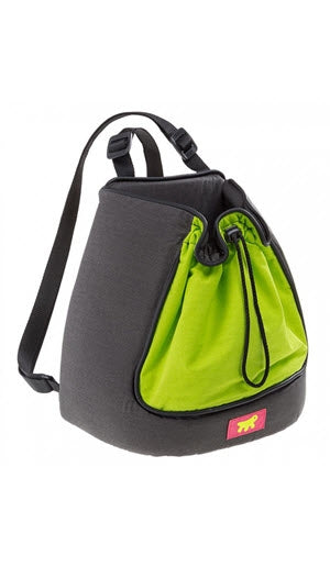 FerPlast Green Rucksack Wool Mixed Dog Cat Carrier Bags