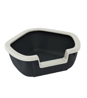 Ferplast Dama Cat Litter Tray