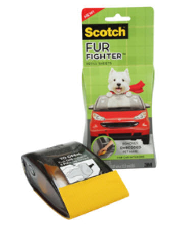 3M Fur Fighter Hair Remover for Car Interiors