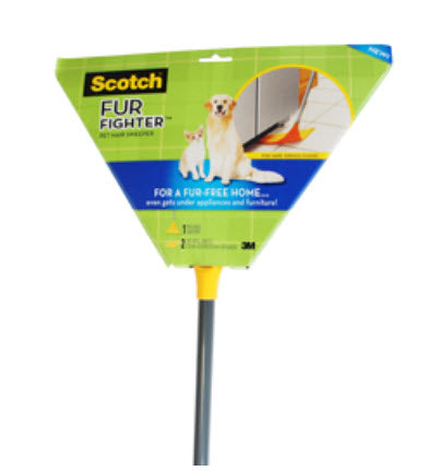 3M Fur Fighter Pet Hair Sweeper