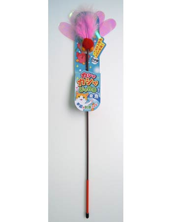 Petz Route Goldfish Stick Cat Toys